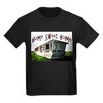 Trailer Home Kids Dark T-Shirt