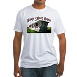 Trailer Home Fitted T-Shirt
