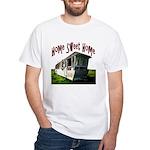 Trailer Home White T-Shirt