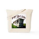 Trailer Home Tote Bag