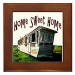 Trailer Home Framed Tile