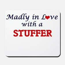 Madly in love with a Stuffer Mousepad