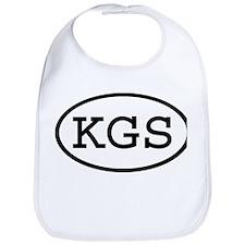 KGS Oval Bib