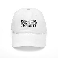 I don't see color (Colbert) Baseball Cap