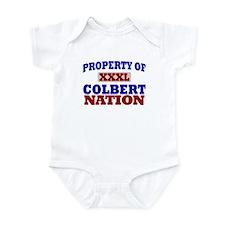 Colbert Nation Infant Bodysuit