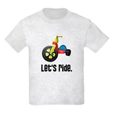 """Let's Ride"" T-Shirt"