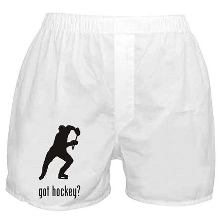 Hockey 8 Boxer Shorts