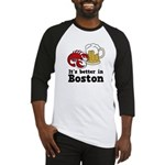 Better in Boston Baseball Jersey
