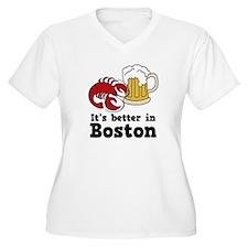 Better in Boston T-Shirt