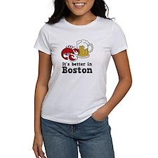 Better in Boston Tee
