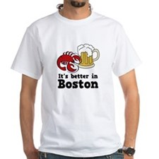 Better in Boston Shirt