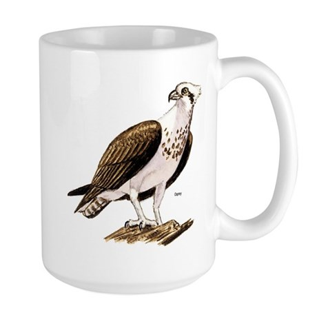 Osprey Bird of Prey Large Mug