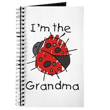 I'm the Grandma Ladybug Journal