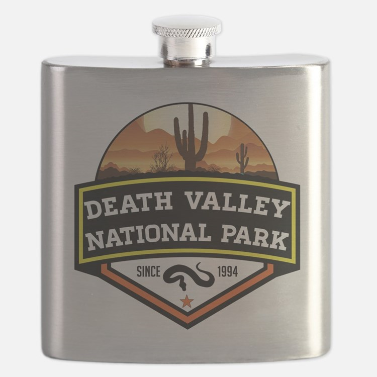 Cute Death valley Flask