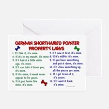 German Shorthaired Pointer Property Laws 2 Greetin