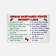 German Shorthaired Pointer Property Laws 2 Rectang