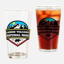 Funny Lassen volcanic national park Drinking Glass