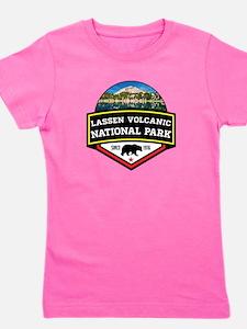 Unique Lassen volcanic national park Girl's Tee
