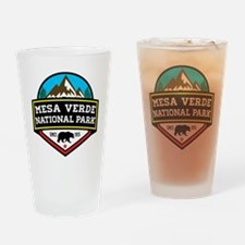 Cute Mesa verde national park Drinking Glass