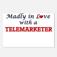 Madly in love with a Tele Postcards (Package of 8)
