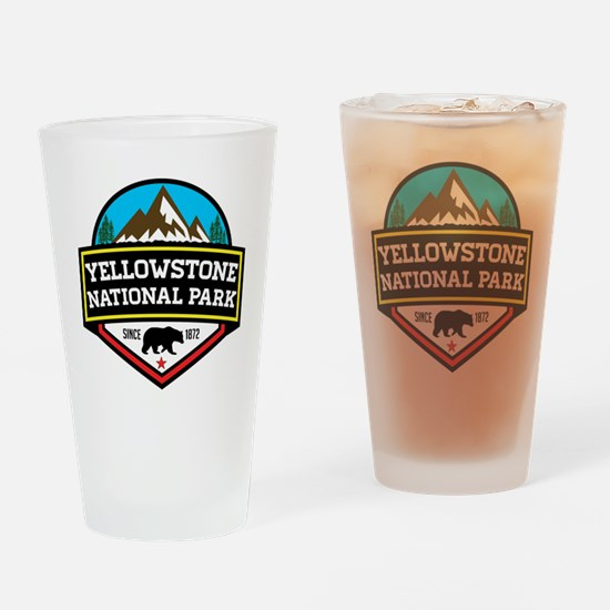 Cool National Drinking Glass