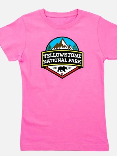 Cute Yellowstone Girl's Tee