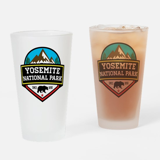 Cute National Drinking Glass