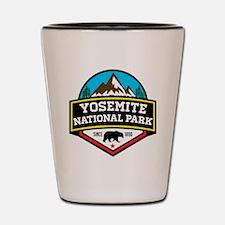 Cute Yosemite Shot Glass