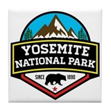 Yosemite Drink Coasters