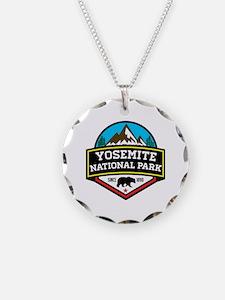 Unique Yosemite national park Necklace