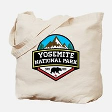 Unique National park yosemite Tote Bag