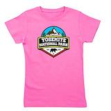 Yosemite Girls Tees