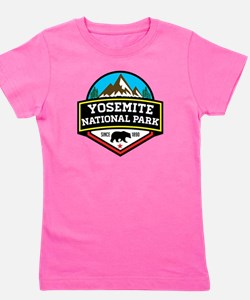 Cute Yosemite national park Girl's Tee