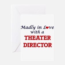 Madly in love with a Theater Direct Greeting Cards