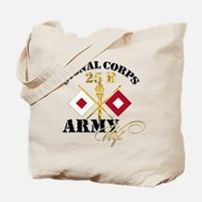 Signal Corps 25 B Tote Bag