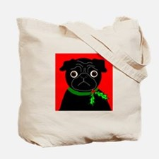Holly - Black & Fawn Tote Bag
