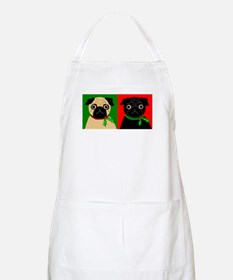 Holly - Black & Fawn BBQ Apron