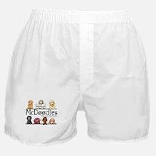 McDoodles Logo Boxer Shorts