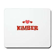Kimber Mousepad