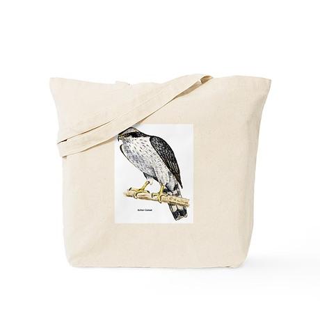 Northern Goshawk Hawk Tote Bag
