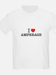 I Love AMPERAGE T-Shirt