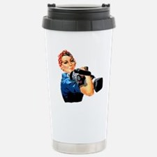 Unique Indie film Travel Mug
