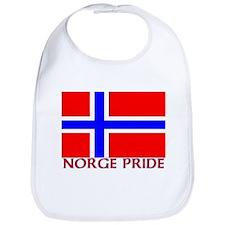 NORGE PRIDE Bib