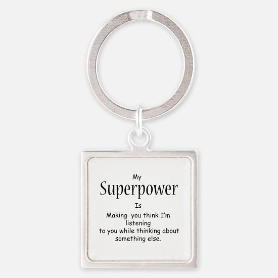 Superpower Keychains