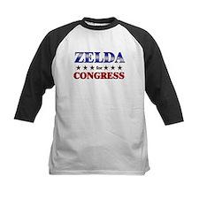 ZELDA for congress Tee
