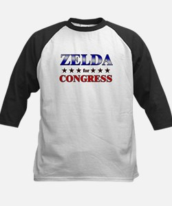 ZELDA for congress Tee