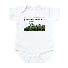 5th INFANTRY DIV VIETNAM Infant Bodysuit