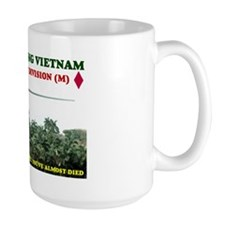 5th INFANTRY DIV VIETNAM Mug