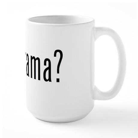 got drama? Large Mug