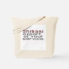 Shibari II Tote Bag